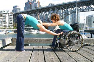 accessible private yoga
